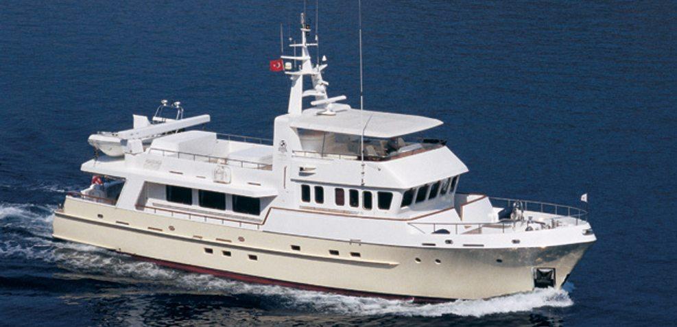 Tivoli Charter Yacht