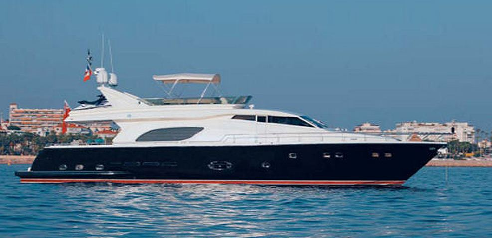 Osiana Charter Yacht