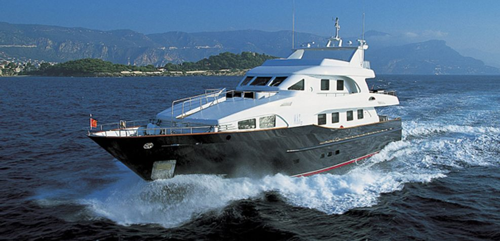 Sea Shell II Charter Yacht
