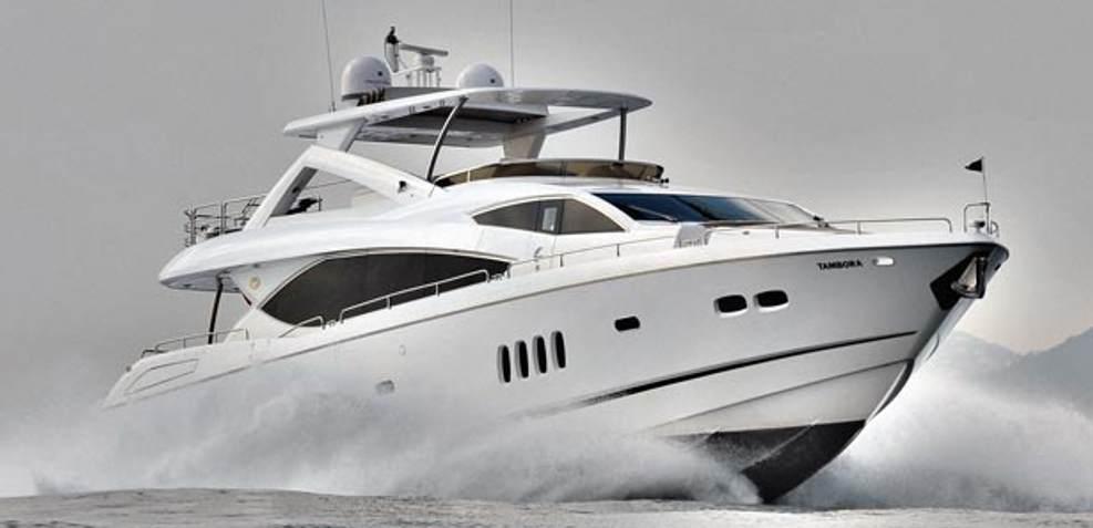 Tambora Charter Yacht