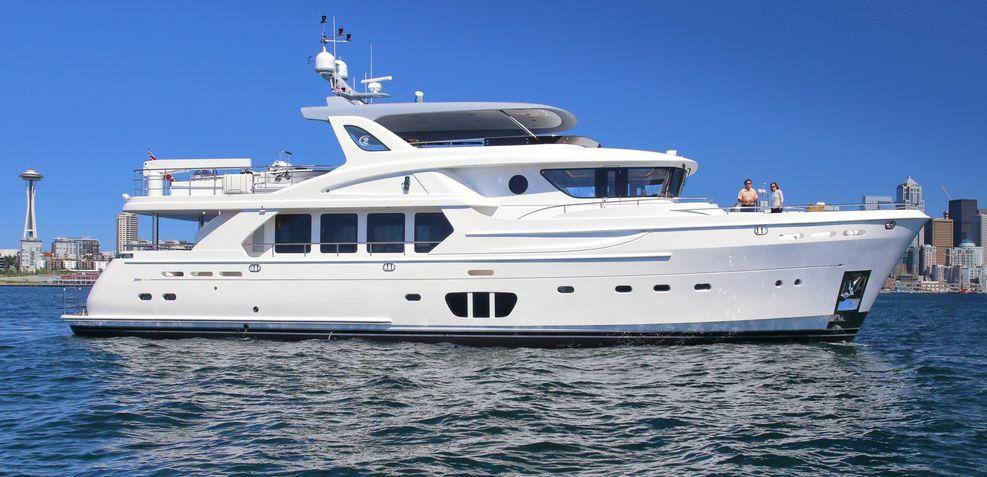 Watta Ryde Charter Yacht