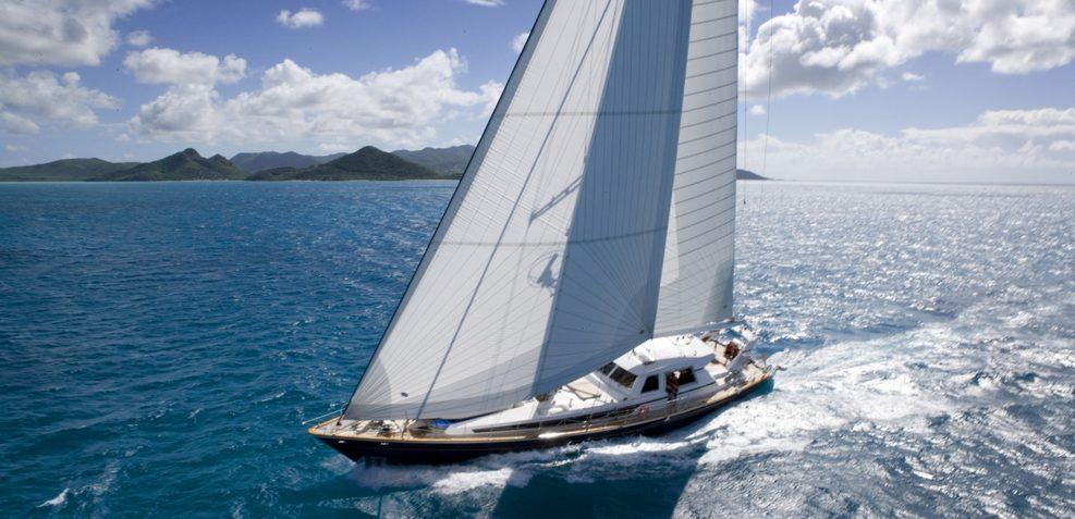 Ree Charter Yacht