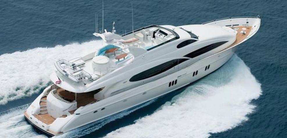 Le Reve Charter Yacht