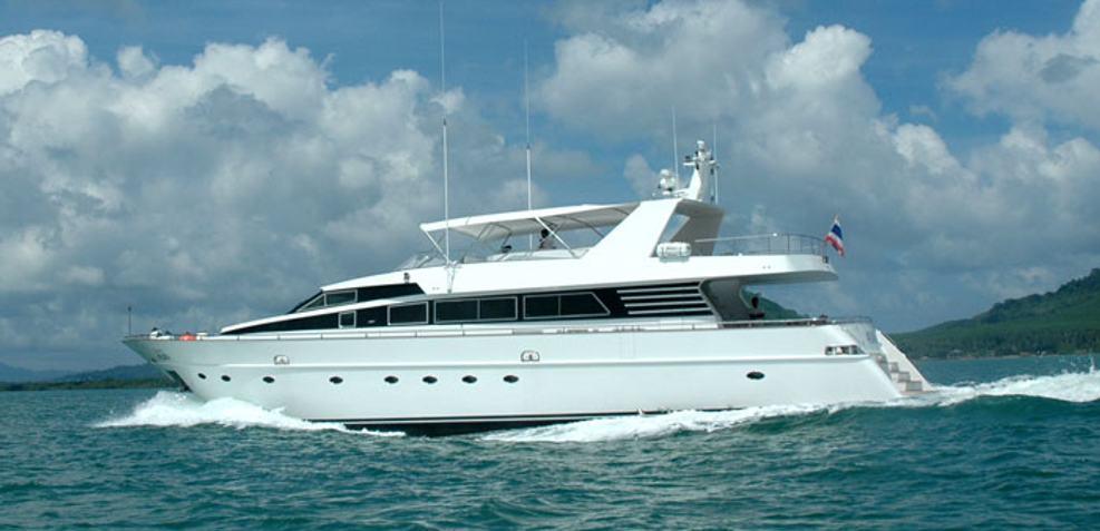 Andara Charter Yacht