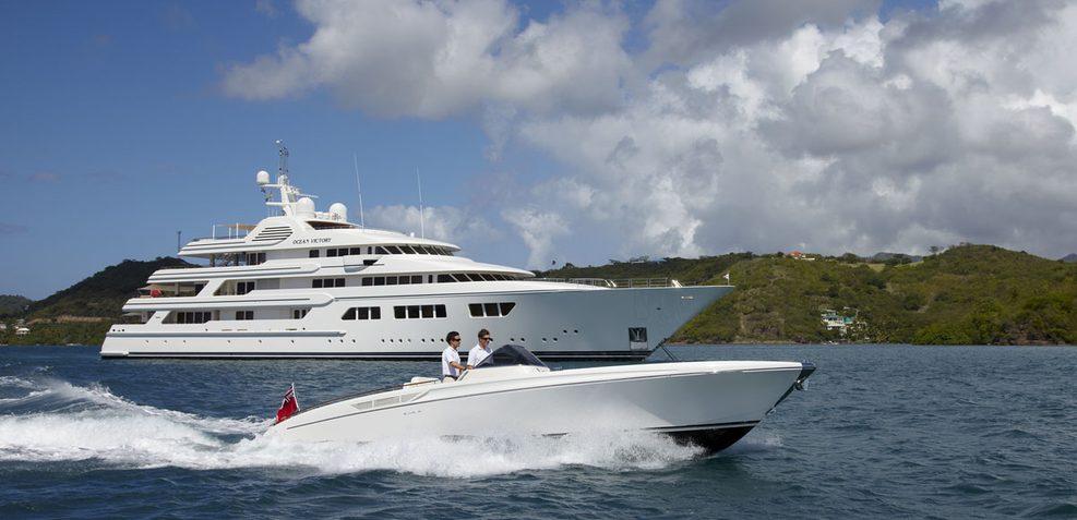 Ebony Shine Charter Yacht