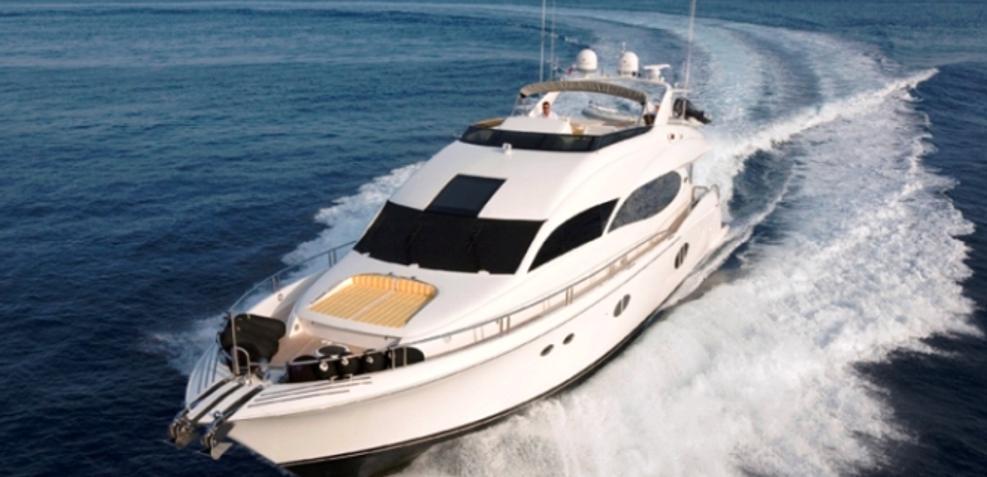 Lyken Life II Charter Yacht