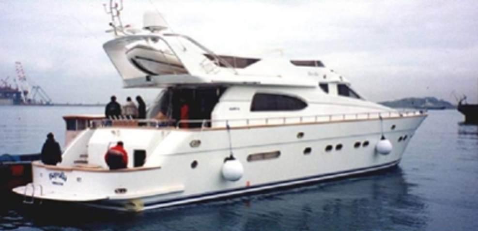 Bayolla Charter Yacht