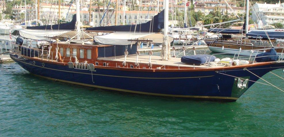 Theocara II Charter Yacht