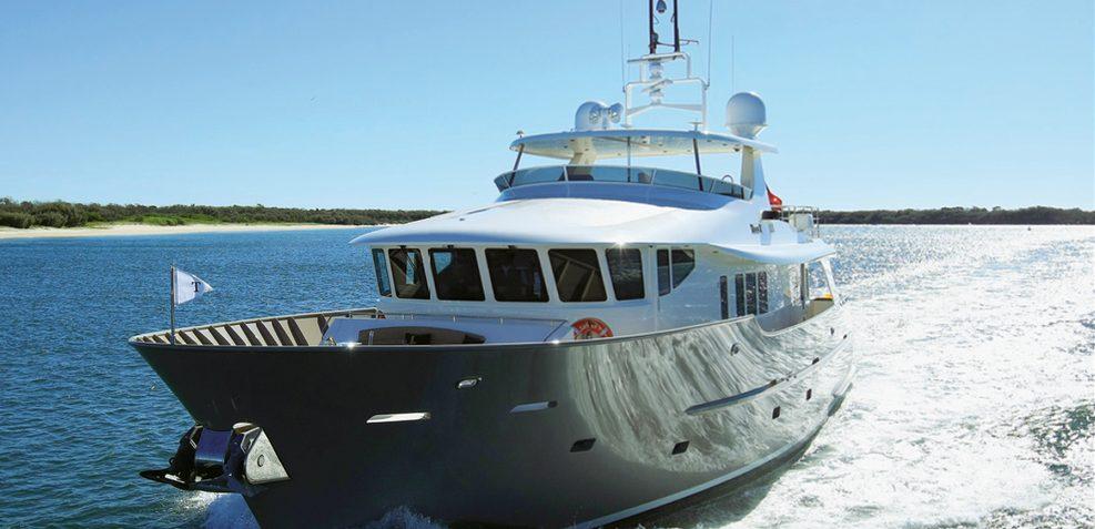 Texas T Charter Yacht