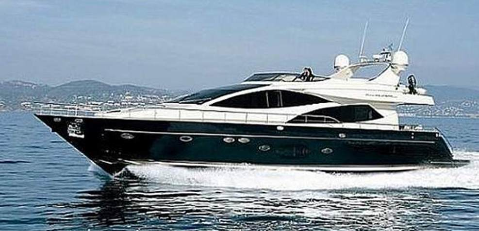 Love in Blue Charter Yacht