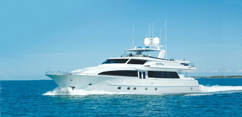 Equation Charter Yacht