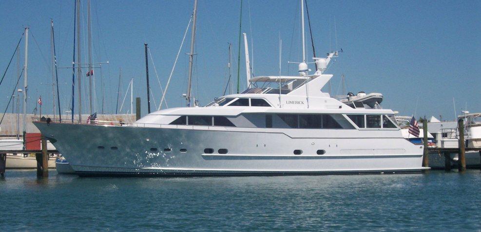 Mac Attack Charter Yacht