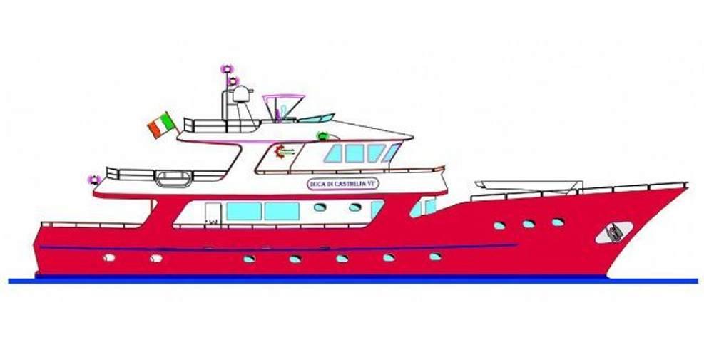Duca Di Castiglia VI Charter Yacht