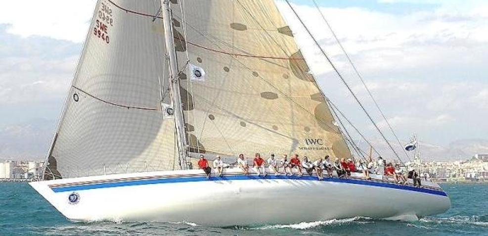 Rob Humphrey Maxi Charter Yacht