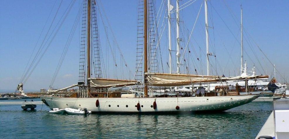 Zaca Charter Yacht