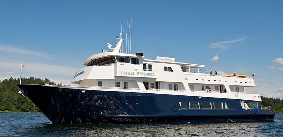 Safari Explorer Charter Yacht