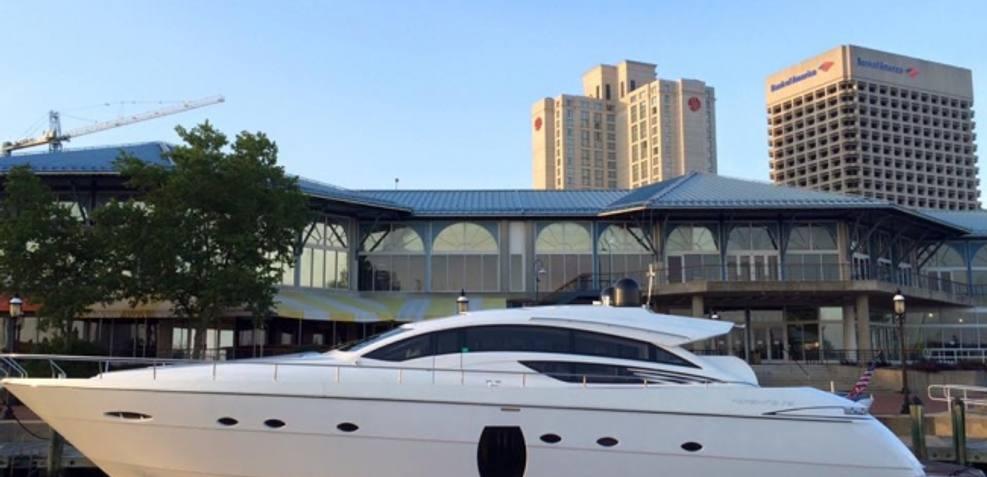 Vantage Charter Yacht