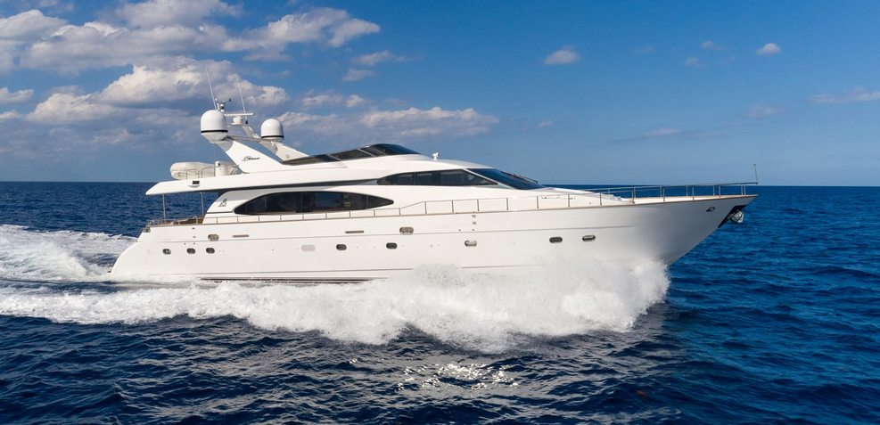 Stella of the North Charter Yacht