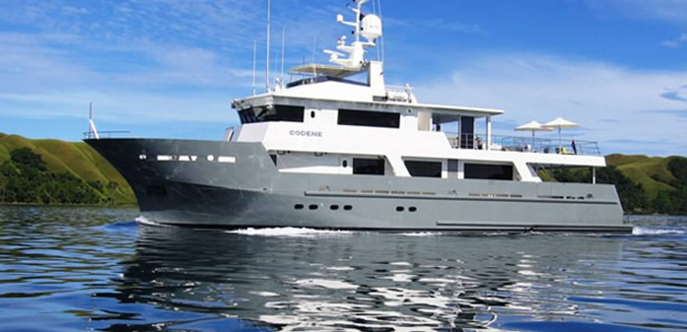 Our Way Charter Yacht