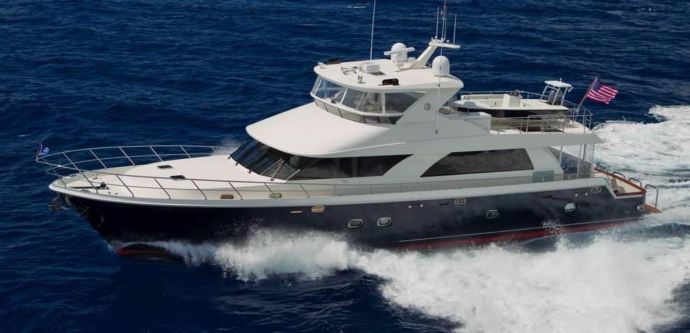 Clarity Charter Yacht