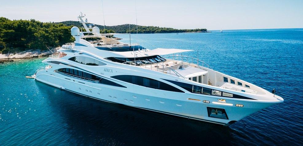 Africa I Charter Yacht