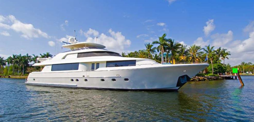 Rent Spent Charter Yacht