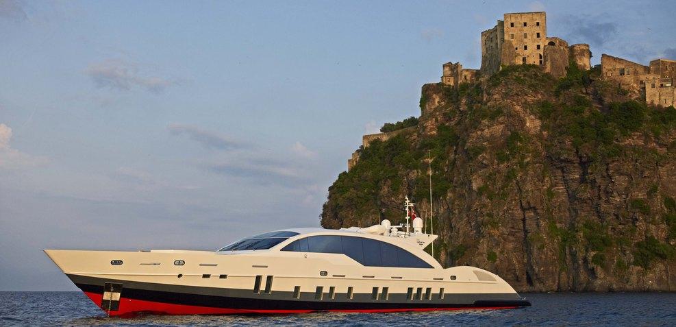 Double Shot Charter Yacht