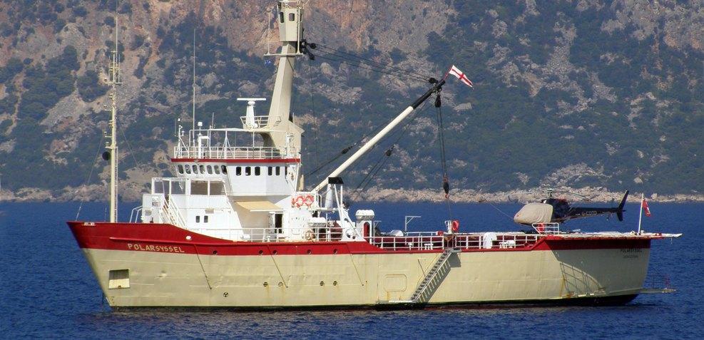 Polarsyssel Charter Yacht