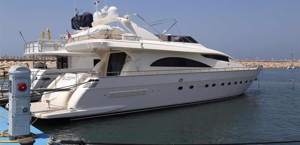 Wolf Heroes Charter Yacht