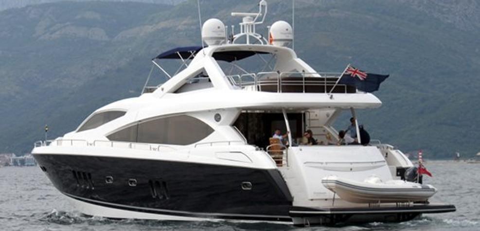 Desire Charter Yacht