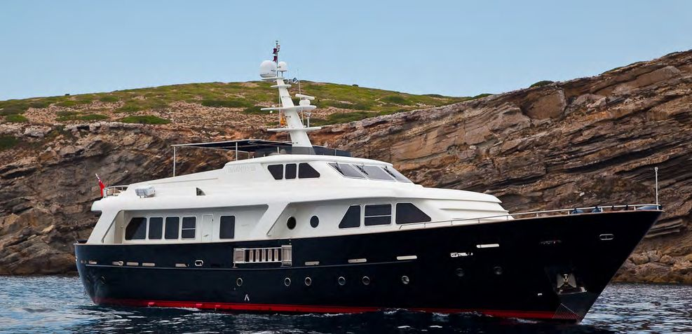 Harmonya Charter Yacht