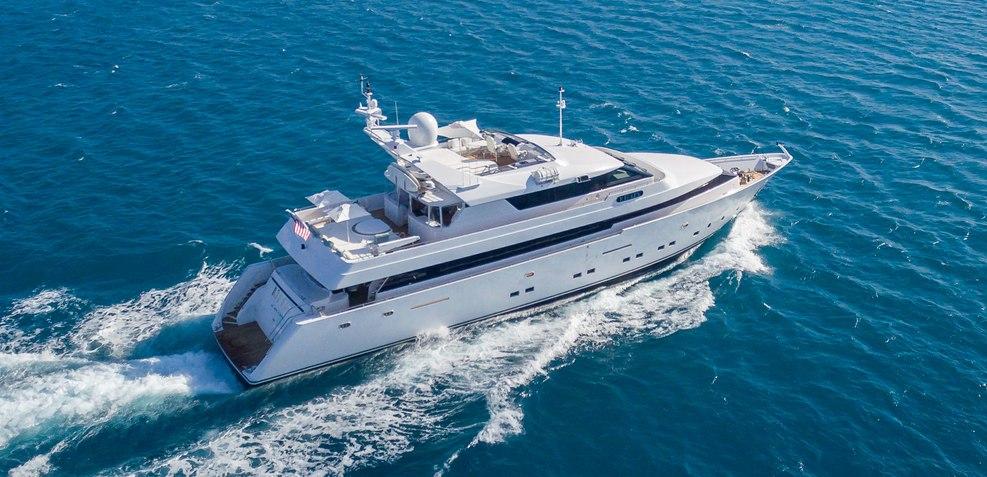 GypSea Charter Yacht