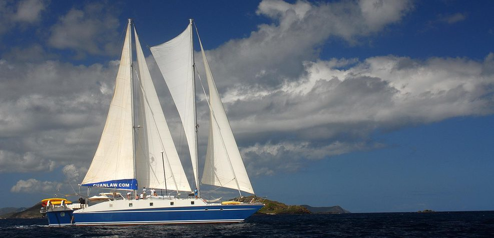 Cuan Law Charter Yacht