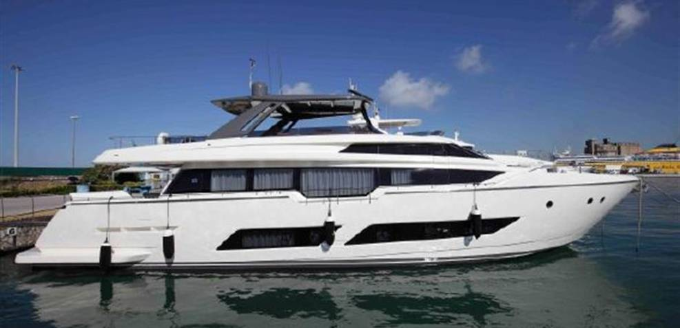 Vicho Charter Yacht