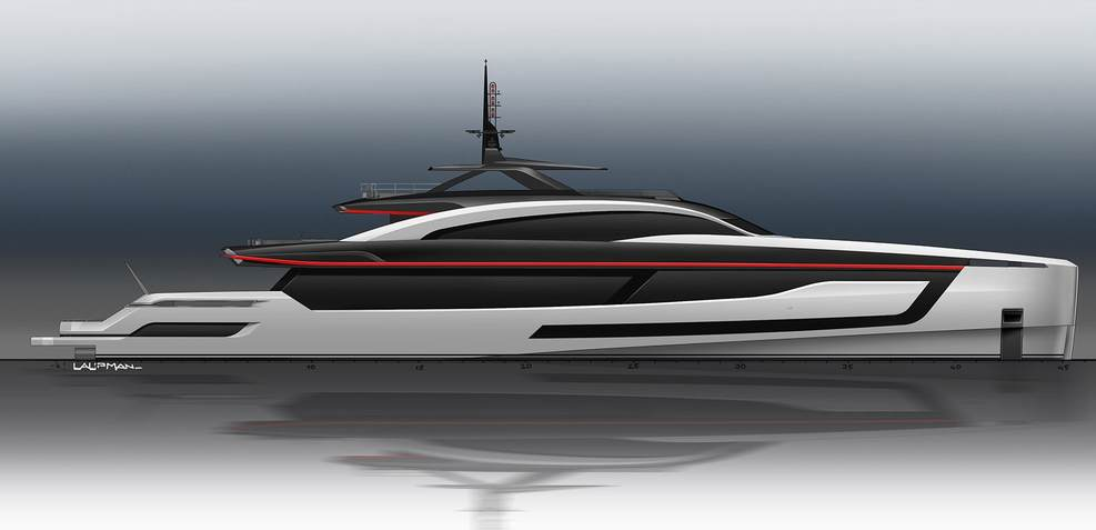 Project Skyfall Charter Yacht