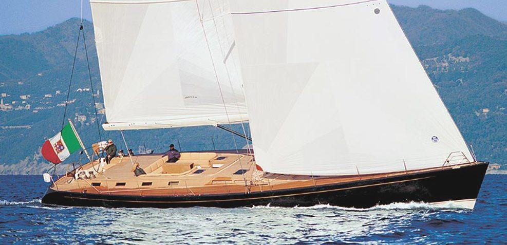 Ippogrifo II Charter Yacht