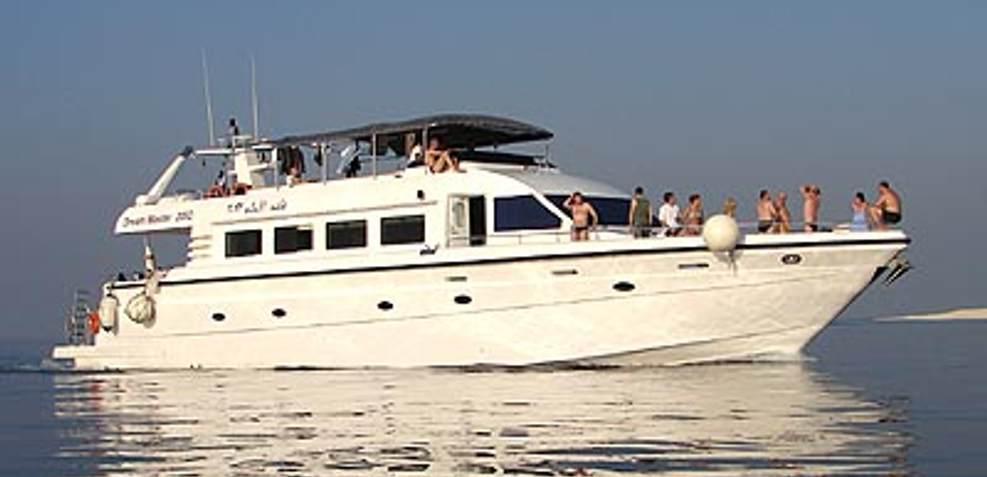 Dream Master Charter Yacht