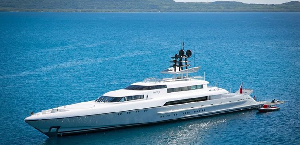 Dragonfly Charter Yacht