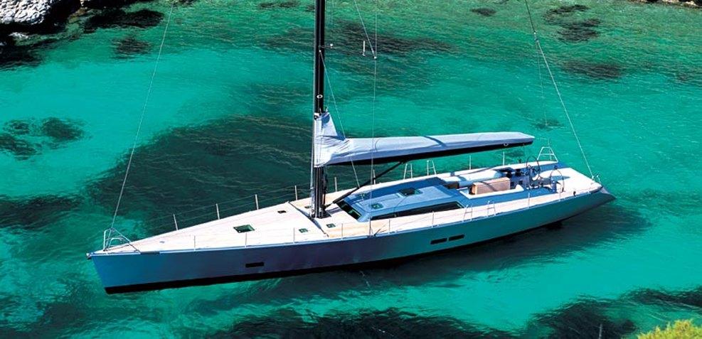 Princess D Charter Yacht