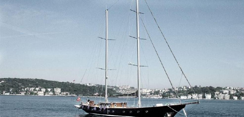 Sureyya V Charter Yacht