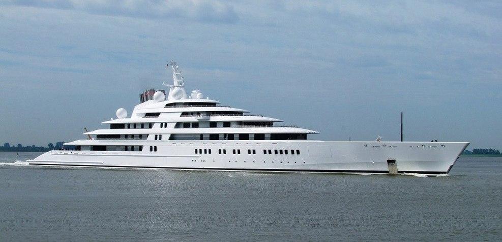 Azzam Charter Yacht