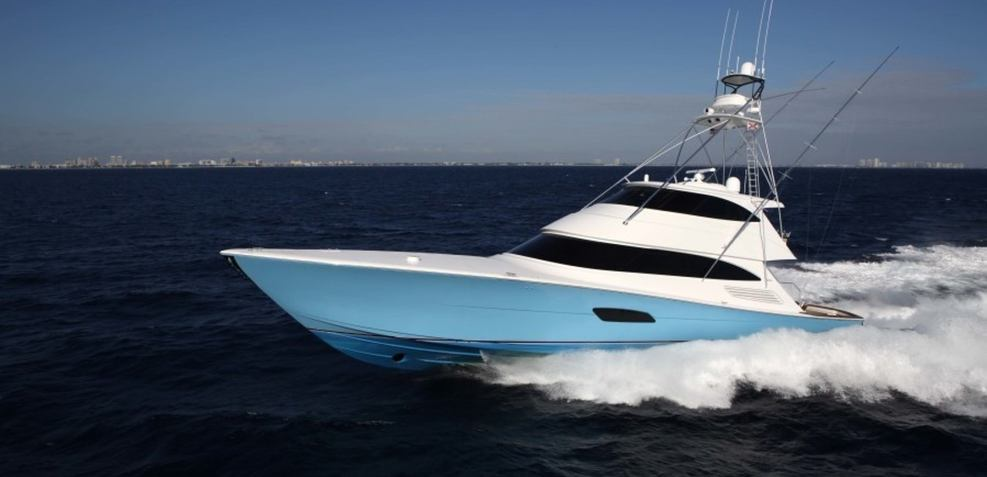 Viking 92-120 Charter Yacht