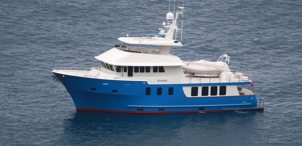Islander Charter Yacht
