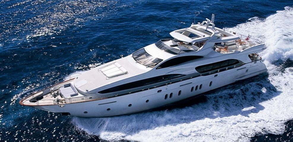 Exuma Charter Yacht