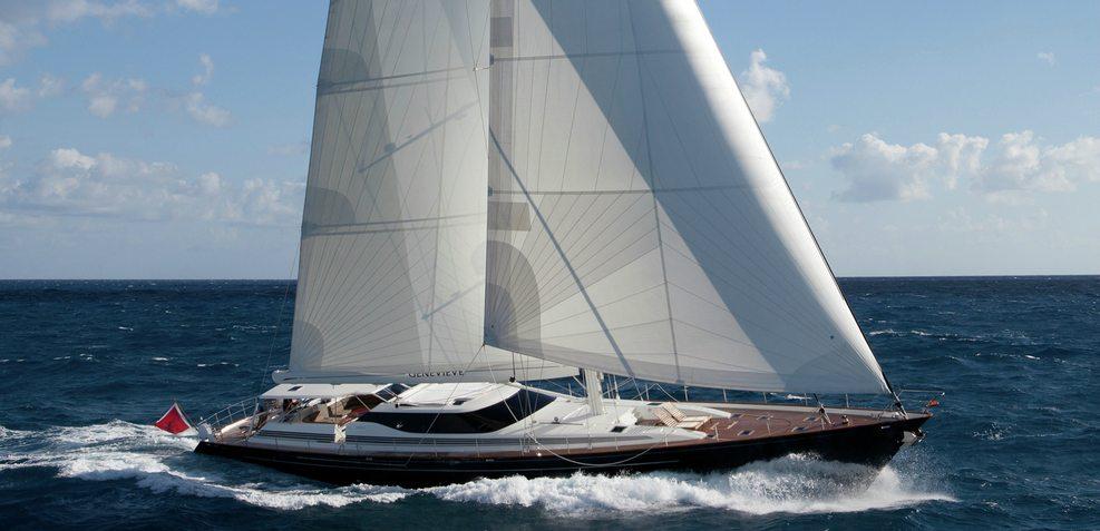 Genevieve Charter Yacht