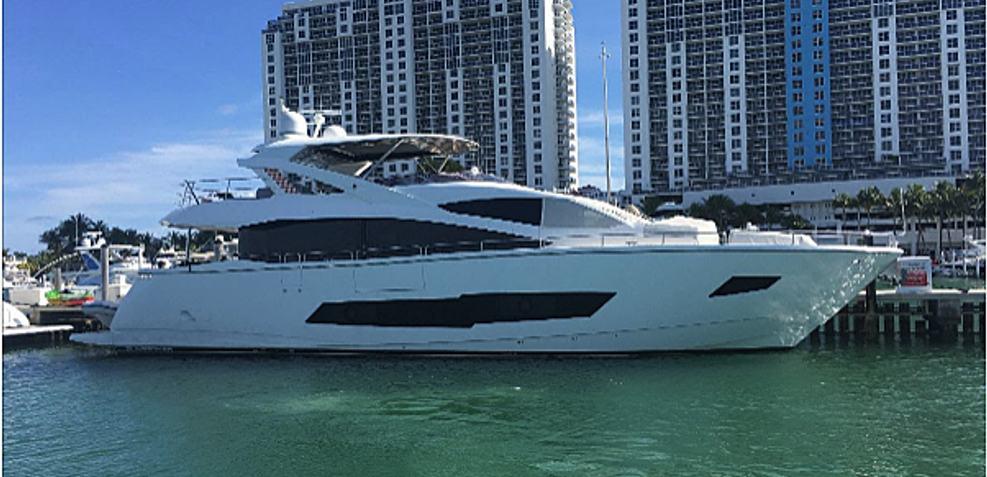 Docqua Charter Yacht