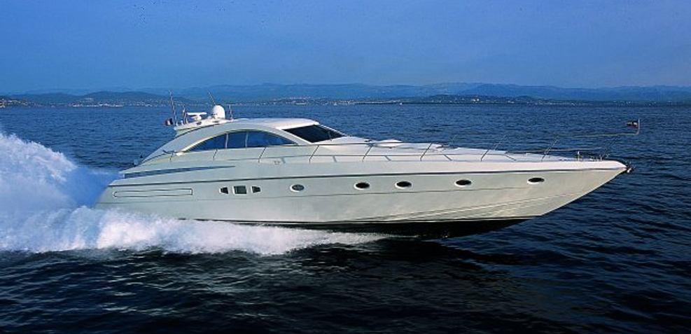 Sweet Titi Charter Yacht