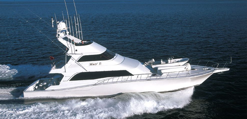 Mary Charter Yacht