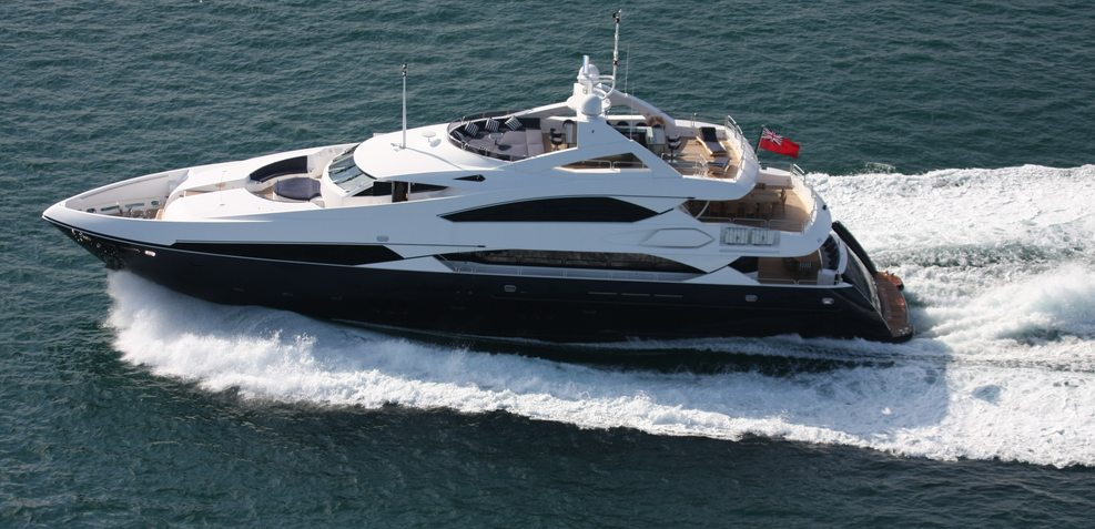 The Devocean Yacht Charter Price Sunseeker Luxury Yacht Charter