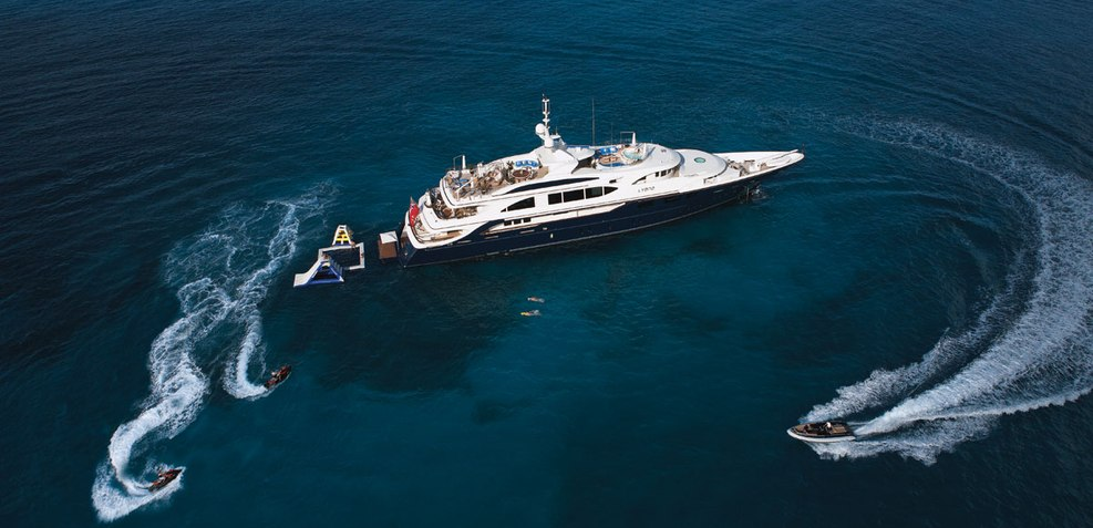 Vision Charter Yacht